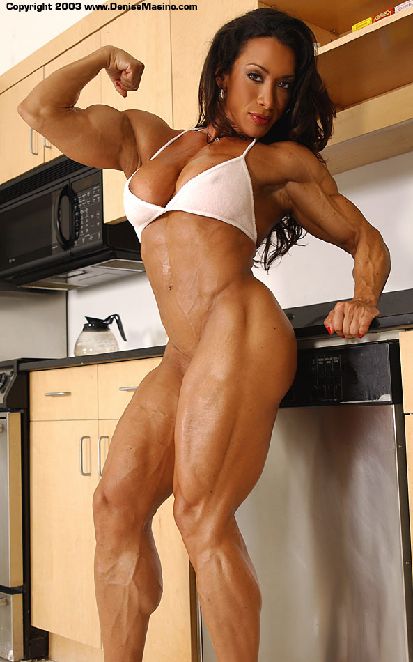muscle girl pussy